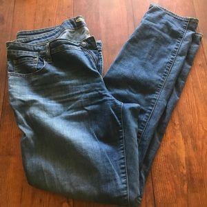 Old Navy Medium Wash Diva Jeans